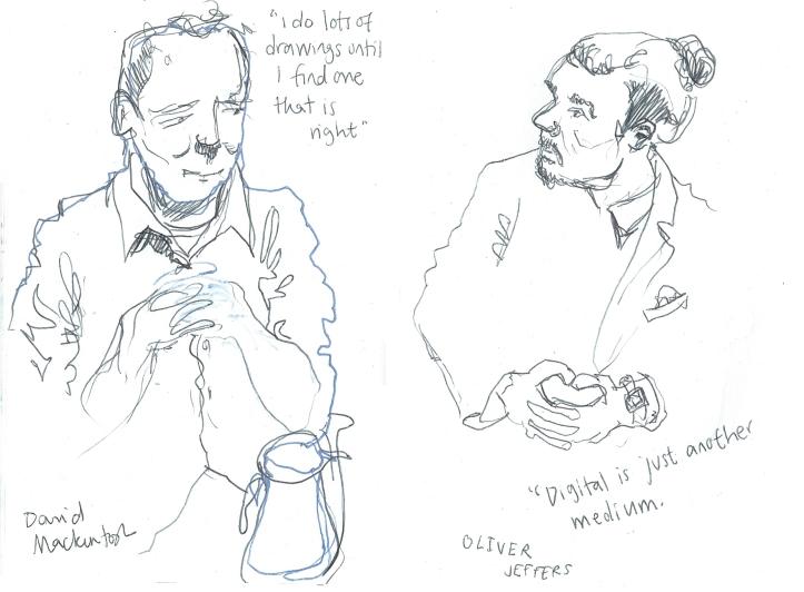 Mackintosh and Jeffers