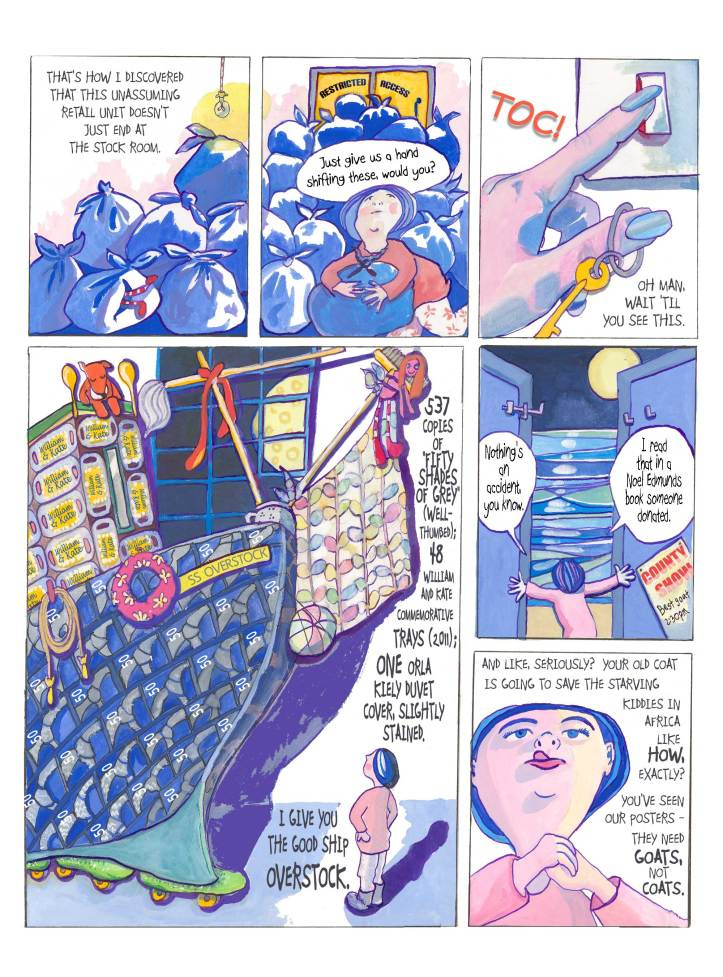Overstock by Myfanwy Tristram page 3
