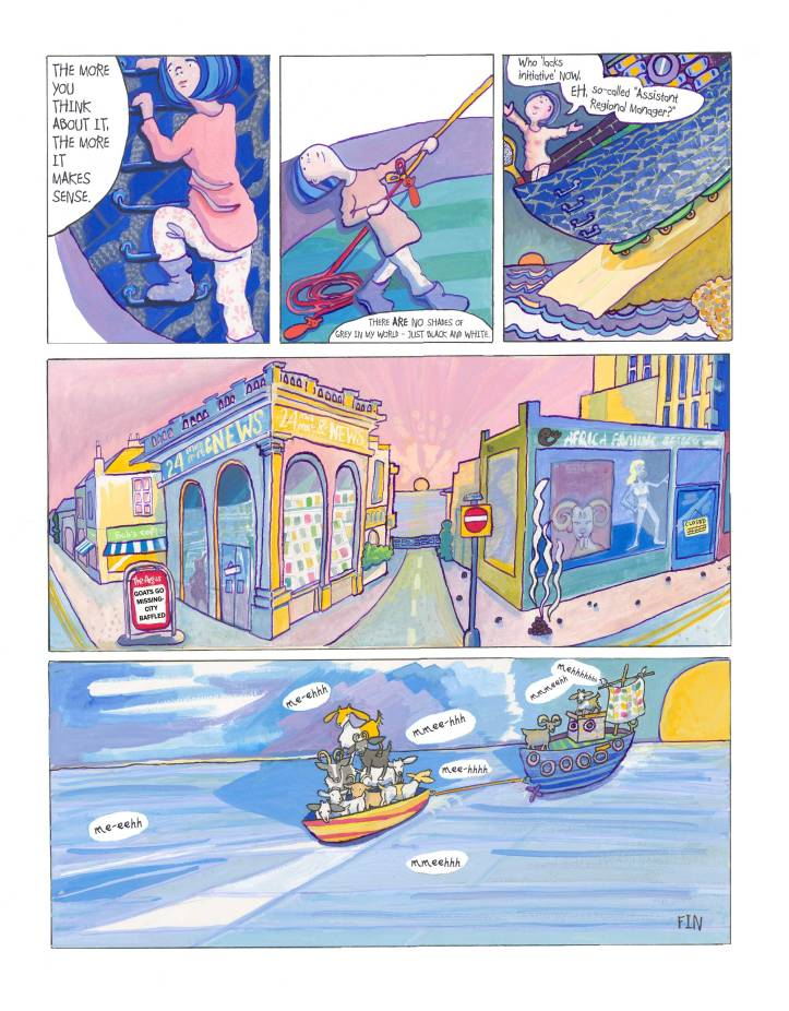 Overstock by Myfanwy Tristram page 4