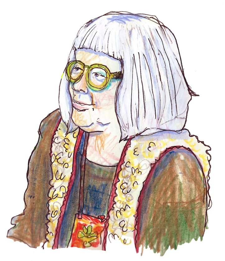 Gudrun Sjoden by Myfanwy Tristram
