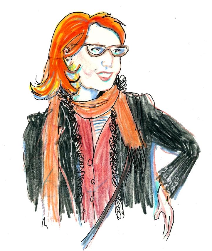 Anneka by Myfanwy Tristram