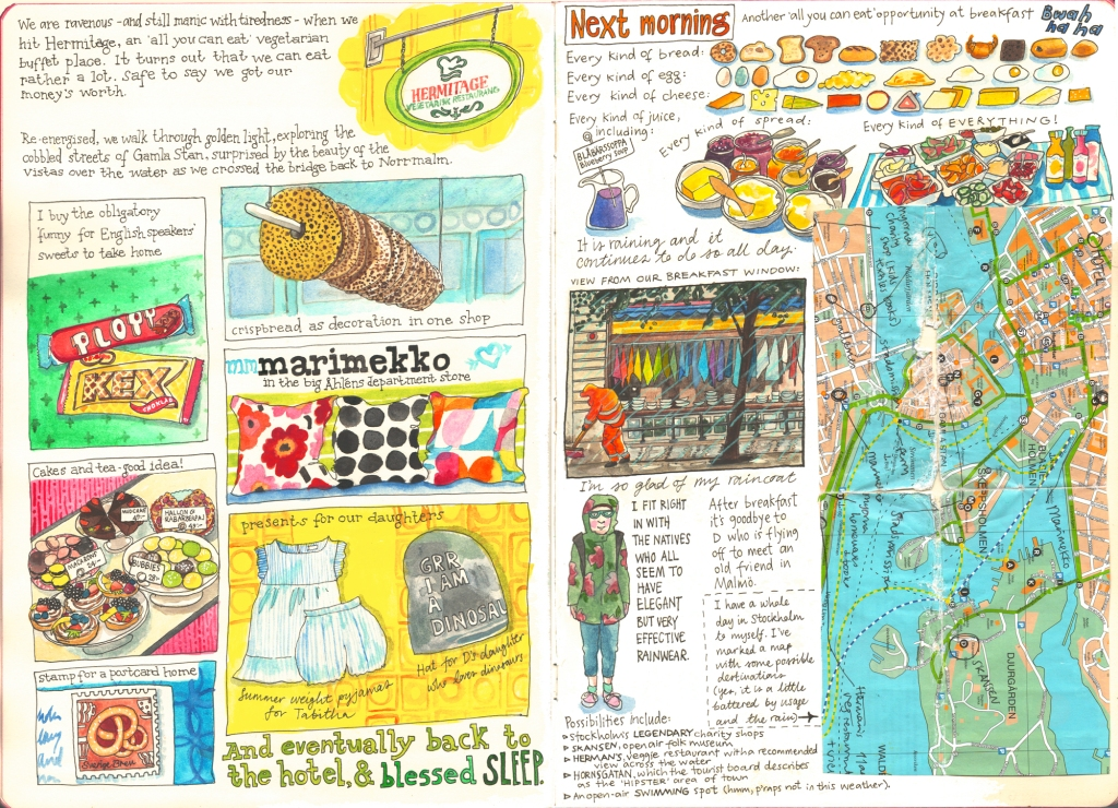 Stockholm Diary p4 Myfanwy Tristram