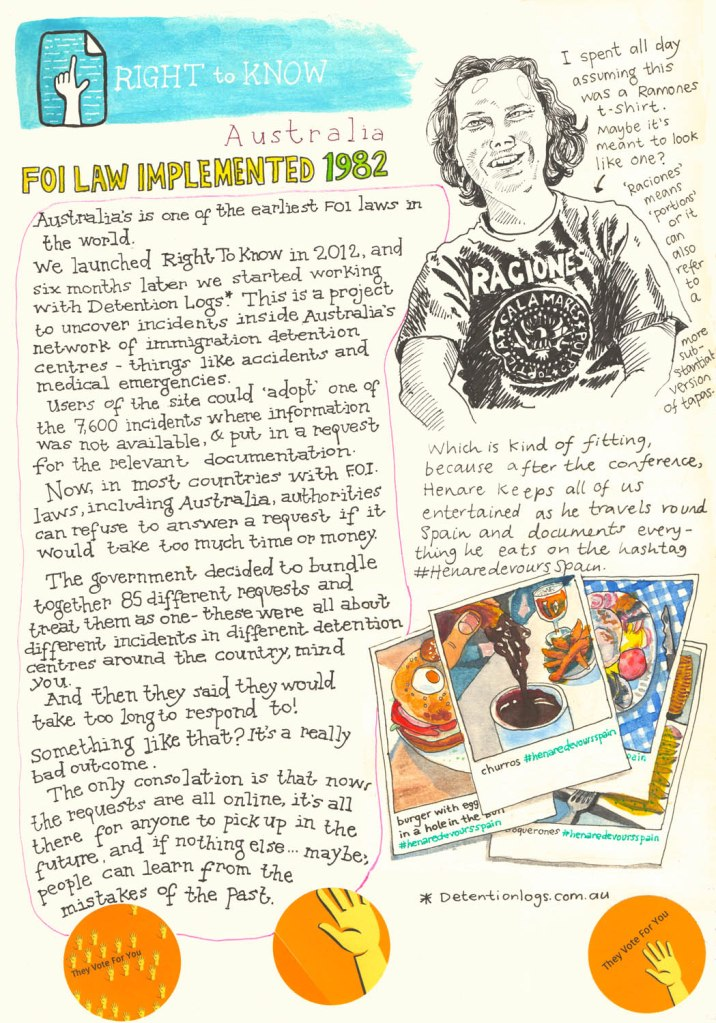 p13 Alaveteli sketch diary by Myfanwy Tristram