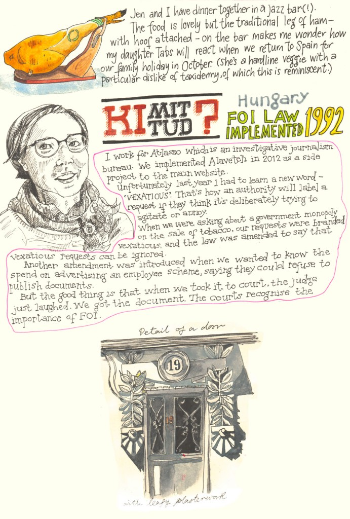 p20 Alaveteli sketch diary by Myfanwy Tristram