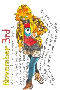 3rd Clovember by Myfanwy Tristram