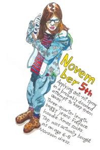 5th Clovember by Myfanwy Tristram