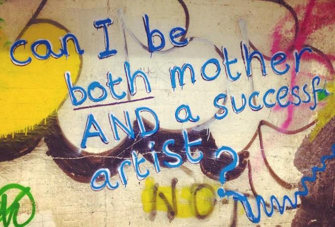 mother artist