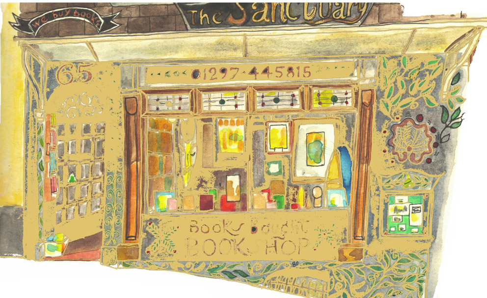 GOLDEN BOOKSHOP