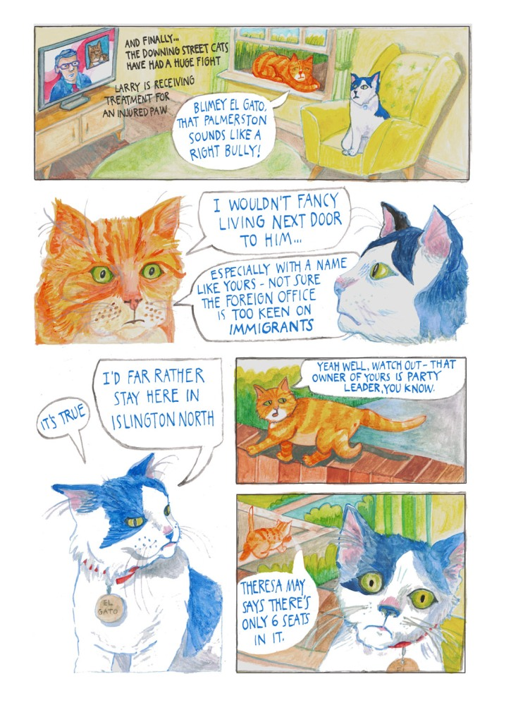 el gato by Myfanwy Tristram p1